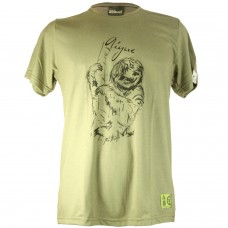 Camiseta Pet Bicho Preguiça