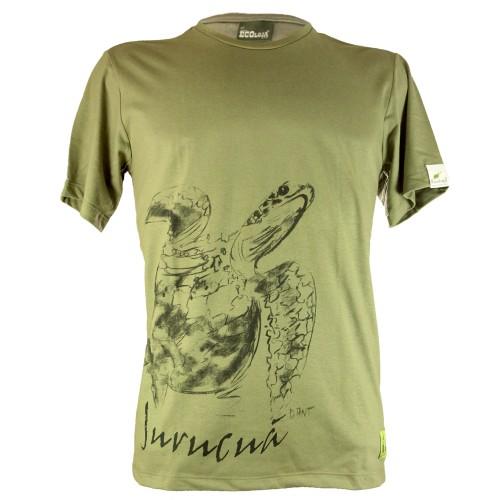 aec343471 Camiseta Pet Tartaruga Marinha