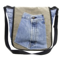 Bolsa Carteiro Frente Calça
