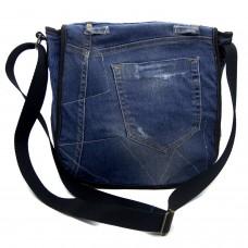 Bolsa Carteiro Jeans II