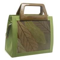 Bolsa Folha Verde