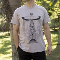 Camiseta Pet Totem