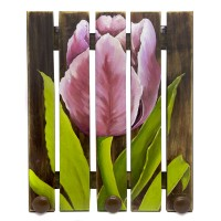 Cabideiro Tulipa