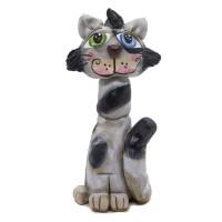 Gato Malhado Cimento