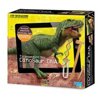 Kit DNA Escavação Tiranossauro Rex