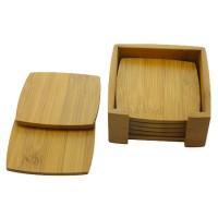 Porta Copo Bambu