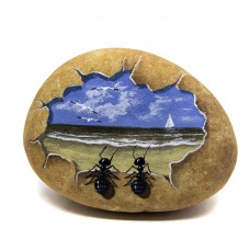 Pedra Pintada Formigas e Praia