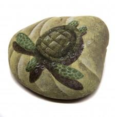 Pedra Pintada Tartaruga