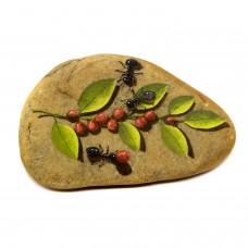 Pedra Pintada Formiga e Fruto