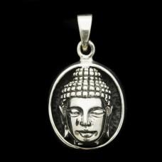 Pingente Buda Medalha