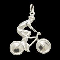 Pingente Ciclista