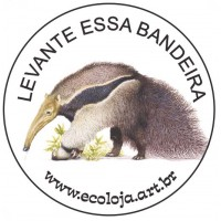 Botton Tamanduá Bandeira