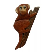 Imã Madeira Macaco