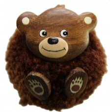 Imã Pelúcia Urso