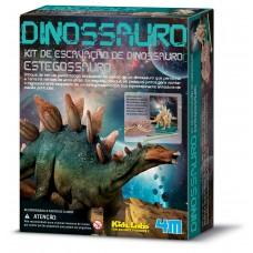 Kit Escavação Estegossauro