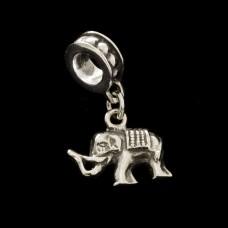Berloque Elefante Pendente