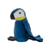 Arara Azul P Pelúcia