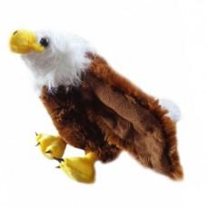 Águia Careca Pelúcia