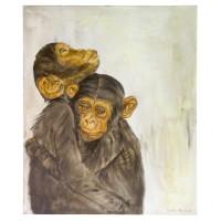 Painel Chimpanzés
