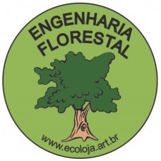 Botton Engenharia Florestal Árvore (fundo verde)